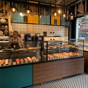 Boulangerie Farine de l Est Paris