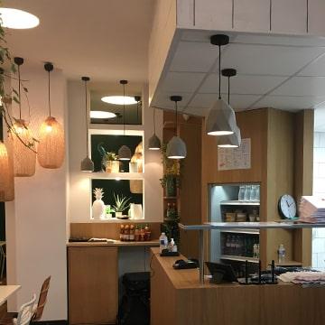 Restaurant Bun Mermoz Paris